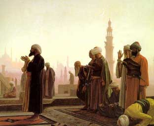 نماز فرادي